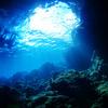 ♪透き通ってました☆透明度抜群の恩納村でアドバンス♪〜沖縄ダイビングライセンス青の洞窟〜