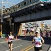 JR根岸線 第6回横浜国際女子マラソン Ⅰ