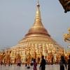ミャンマー旅行記(3):何度でも見たい!シュエダゴン・パゴダ