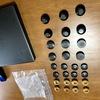インシュレーター1/3 MzCRAFT  とバッハ全集 CD98,99