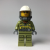 VOLCANO EXPLORER - FEMALE WORKER