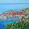 旅の絵日記:2018年イタリア、スロヴェニア、クロアチア 7