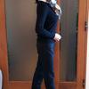 体感+3℃の暖パン|スーパーサーモの美脚パンツは楽チンで足長効果も!