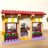 レゴでパン屋さんを作ったよ☆xtra LEGO Brick Stickers 使用!!