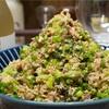 【レシピ】簡単おつまみ♬鯖缶とアボカドのなめろう風♬
