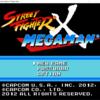 ストリートファイター × ロックマン(25周年記念作品)をプレイしてみる!