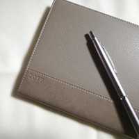 アナログに助けを求める/能率手帳・NOLTY