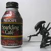 「スパークリング・カフェ」を飲んで見ましたよ…