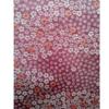 着物生地(304)霞に花模様上代紬