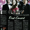 THE CLAPPS' first concert@C✽LAPS(六本木)