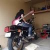 仕事とバイクとバンドのこと♪