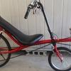 リカンベントバイク中古自転車16,500円 売り切れました