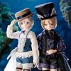 【えっくす☆きゅーと】Alice'sTeaParty『少年アリス/ノーア ver1.1』『チェシャ猫/カイル ver1.1』1/6 完成品ドール【アゾン】より2021年6月発売予定♪