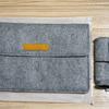 Macbook Airを持ち歩くためのケースを購入! めっさかっこいい!
