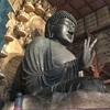 奈良の大仏さま 横からも見て!