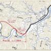 島根県 主要地方道桜江金城線 市山工区が開通