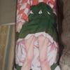 小鈴チャンス抱き枕が届いた!うれしい!