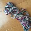 募集いたします!リサイクルサリー糸を使ってみたい作家さま