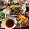 冷たい蕎麦☺️ 晩御飯vo.6