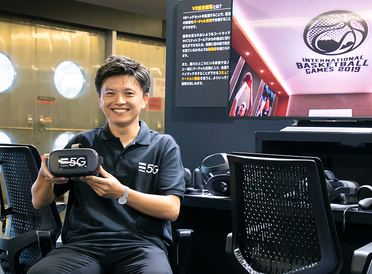 創造するエンタメの未来。5Gを通じて誰も体験したことがないバスケ観戦を提案したソフトバンク5G戦略課 担当者インタビュー