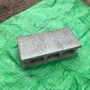コンクリートブロックで簡単ガーデン用ウェルカムボード作っちゃった♪