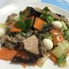 腎陰腎気を補う 山芋(長芋)入り八宝菜