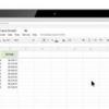 Googleスプレッドシートの作り方!【2軸グラフの作成、行と列の入れ替え、グラフ化、折れ線グラフ】