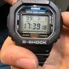 G-SHOCK DW-5600E-1V の電池交換と長期レビュー。