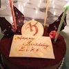 氷室さんプロデュースのPJCで ちょっと早いお誕生日祝い!