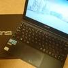 ブログ専用機『ASUS VivoBook E200HA-DBULE』を買っちゃいました!