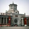ユーラシア大陸横断鉄道の旅⑬ 平壌→新義州