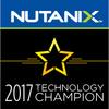 Nutanix Technology Champions 2017 に選ばれました。