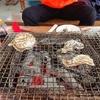 糸島カキで夫婦時間を楽しむ