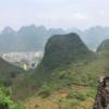 中国西南部 カルスト大帝国の逆襲(6)ポコポコ山に囲まれて