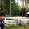 河口湖サイクリングからの富士ヨルクライム