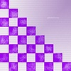 市松模様 背景素材 紫色