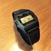【レビュー】「CASIO F-84W-1 チープカシオ」安くてシンプルな腕時計で実用性も抜群です!