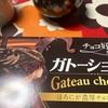 森永製菓 チョコ好きのための ガトーショコラ ほろにが濃厚チョコレートケーキだよ