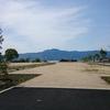 草津川跡地公園、の駅から遠い方