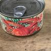 カニ缶を使って炊き込みご飯