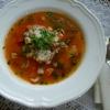 圧力鍋で時短【ミネストローネ】ダイエットにも最適なイタリアの定番スープ料理作り方