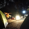 柳島キャンプ場で冬キャン!