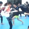 熊本でキックボクシング!!