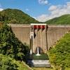 菊川湖(山口県周南)