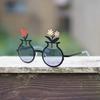 「花瓶」のメガネ!