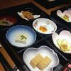 ●南浦和「彩蔵」の特製お蕎麦ランチ