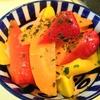 即席【1食36円】パプリカと人参のピクルス風サラダの作り方