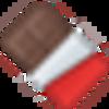フロマージュブラン(クリームチーズクリーム)とざくざくチョコ