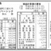 株式会社ベーシック 第16期決算公告 / 減少公告