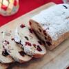 *クリスマスを代表するお菓子【シュトーレン】を手作りで^^♡*